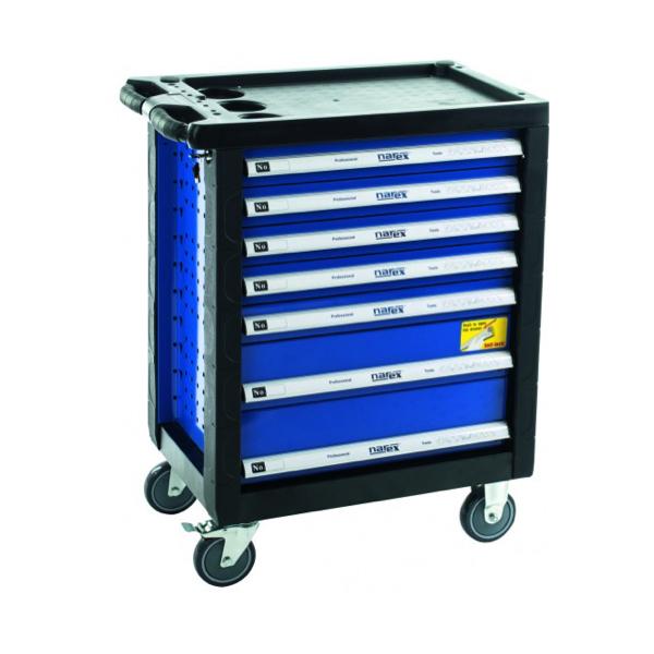 Montážní vozík s vybavením NAREX