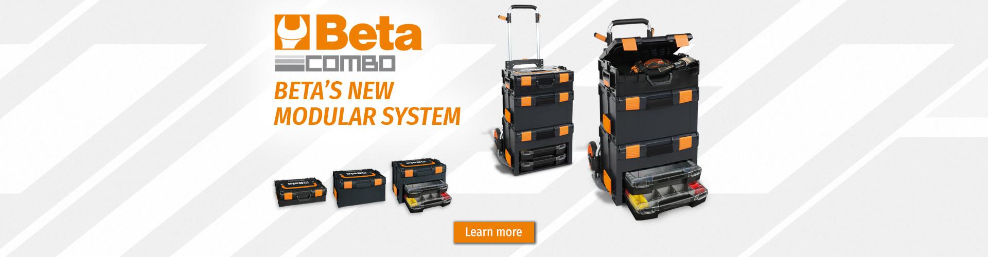 Beta modulární boxy
